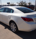 buick lacrosse 2013 wht dimnd tricteb sedan premium 2 gasoline 6 cylinders front wheel drive automatic 77521