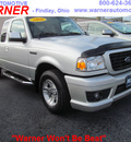 ford ranger 2006 silver stx gasoline 6 cylinders rear wheel drive automatic with overdrive 45840