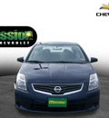 nissan sentra 2012 blue sedan gasoline 4 cylinders front wheel drive automatic 79936