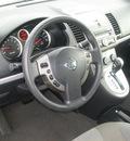 nissan sentra 2012 blue sedan gasoline 4 cylinders front wheel drive automatic 79936