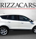 ford escape 2013 off white suv sel gasoline 4 cylinders front wheel drive automatic with overdrive 60546