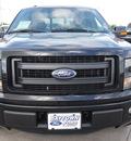 ford f 150 2013 black fx2 flex fuel 8 cylinders 2 wheel drive automatic 77521