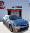 toyota avalon hybrid 2013 silver sedan xle touring hybrid 4 cylinders front wheel drive automatic 76053