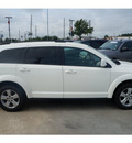 dodge journey 2012 white sxt flex fuel 6 cylinders all whee drive automatic 77090