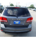 dodge journey 2012 gray suv sxt flex fuel 6 cylinders all whee drive shiftable automatic 77090