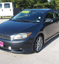 scion tc 2007 dk  gray hatchback gasoline 4 cylinders front wheel drive automatic 77375