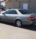 lexus es 300 1999 lt  gray sedan gasoline v6 front wheel drive automatic 79110