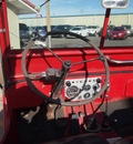 jeep willy 1942 red not specified 3 speed 79110