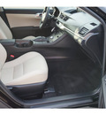 lexus ct 200h 2012 black hatchback hybrid 4 cylinders front wheel drive automatic 77074