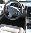nissan maxima 2007 dk  gray sedan se gasoline 6 cylinders front wheel drive automatic 77379