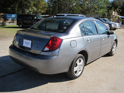 saturn ion 2 2006 gray sedan gasoline 4 cylinders front wheel drive automatic 77379