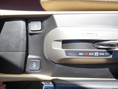 honda accord 2009 red sedan ex l gasoline 4 cylinders front wheel drive automatic 77546