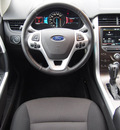 ford edge 2011 white sel gasoline 6 cylinders front wheel drive automatic 77375