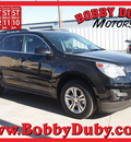 chevrolet equinox 2013 black lt gasoline 4 cylinders front wheel drive automatic 79110