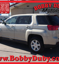 gmc terrain 2011 gold suv sle 1 gasoline 4 cylinders front wheel drive automatic 79110