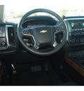 chevrolet silverado 1500 2014 black ltz flex fuel 8 cylinders 2 wheel drive automatic 77375