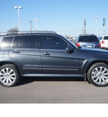 mercedes benz glk class 2011 black suv glk350 4matic gasoline 6 cylinders all whee drive shiftable automatic 78216
