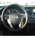 honda accord 2011 black sedan ex l gasoline 4 cylinders front wheel drive automatic 77375