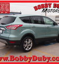 ford escape 2013 lt  blue suv sel gasoline 4 cylinders 4 wheel drive automatic 79110