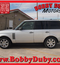 land rover range rover 2006 silver suv hse gasoline 8 cylinders 4 wheel drive automatic 79110