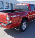 toyota tacoma 2014 red v6 6 cylinders automatic 76053