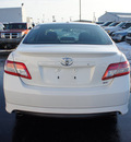 toyota camry 2011 white sedan gasoline 4 cylinders front wheel drive automatic 19153