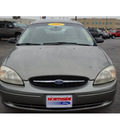ford taurus 2002 sedan lx gasoline 6 cylinders front wheel drive 4 speed automatic 78214