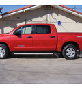 toyota tundra 2011 red grade flex fuel 8 cylinders 4 wheel drive automatic 79110