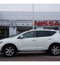 nissan murano 2009 off white suv sl gasoline 6 cylinders all whee drive automatic 79119