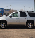 chevrolet tahoe 2012 silver suv ltz flex fuel 8 cylinders 4 wheel drive automatic 79110
