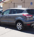 ford escape 2013 gray suv sel gasoline 4 cylinders front wheel drive automatic with overdrive 79110
