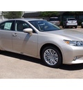 lexus es 350 2014 beige sedan 6 cylinders automatic 77074
