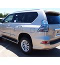 lexus gx 460 2014 beige suv gasoline 8 cylinders 4 wheel drive automatic 77074
