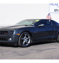chevrolet camaro 2013 dk  gray coupe lt 6 cylinders automatic 79407