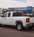 chevrolet silverado 1500 2011 white pickup truck lt flex fuel 8 cylinders 2 wheel drive automatic 79110