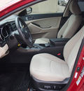 kia optima 2012 dk  red sedan lx gasoline 4 cylinders front wheel drive automatic 79110