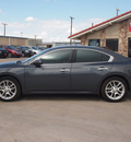 nissan maxima 2013 dk  gray sedan 3 5 s gasoline 6 cylinders front wheel drive automatic 79110