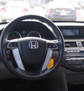 honda accord 2011 dk  gray sedan ex l 4 cylinders automatic 79110