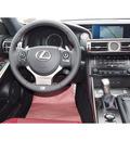 lexus is 250 2014 silver sedan gasoline 6 cylinders rear wheel drive automatic 77546