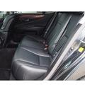 lexus ls 460 2008 smoky granite mica sedan gasoline 8 cylinders rear wheel drive automatic 77546