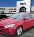 dodge dart 2013 red sedan 4dr sdn sxt gasoline 4 cylinders front wheel drive 6 speed manual 76108