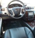 gmc yukon xl 2009 red suv denali gasoline 8 cylinders 2 wheel drive shiftable automatic 75606