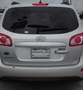hyundai santa fe 2012 silver gls gasoline 4 cylinders all whee drive shiftable automatic 77521