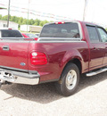 ford f 150 2003 maroon xlt gasoline 8 cylinders sohc rear wheel drive automatic 77575