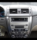 ford fusion 2012 silver sedan sel gasoline 4 cylinders front wheel drive automatic 75235