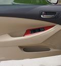 lexus es 350 2008 golden almond metal sedan es 6 cylinders 6 speed automatic 77074