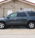 gmc acadia 2012 dk  gray suv sl 6 cylinders automatic 79110