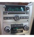 chevrolet malibu 2009 white sedan ltz 6 cylinders automatic 76234