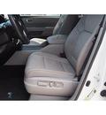 honda pilot 2009 white suv ex l gasoline 6 cylinders front wheel drive automatic 77546