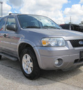 ford escape 2007 silver suv xlt gasoline 6 cylinders front wheel drive automatic 77379